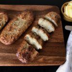 low carb baguette