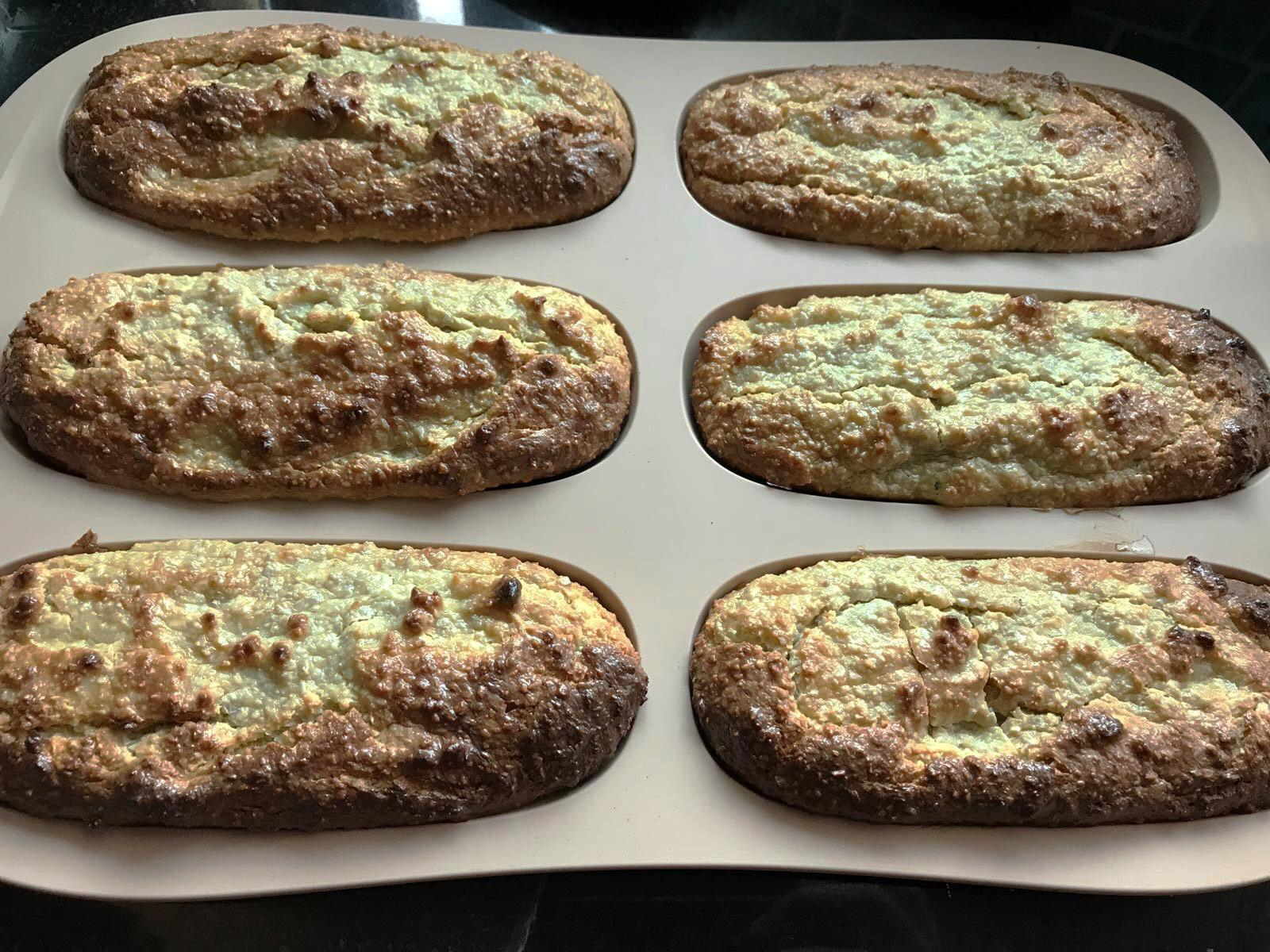 low carb yeast bread