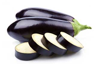 Numer 10 in our list of best low carb vegetables is the Eggplant