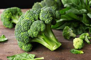 one of the best kept veggies is broccoli