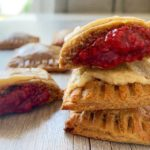Low Carb Raspberry Pop Tarts